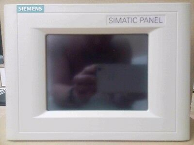 Siemens Simatic Touch Panel TP170B 6AV6 545-0BC15-2AX0 TESTED