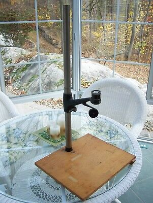 early Zeiss Ikon copy stand for vintage Contax 35mm rangefider cameras