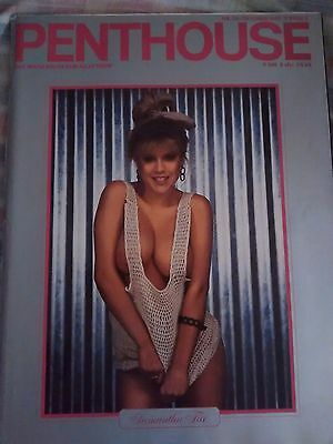 Samantha Fox - Penthouse Magazine