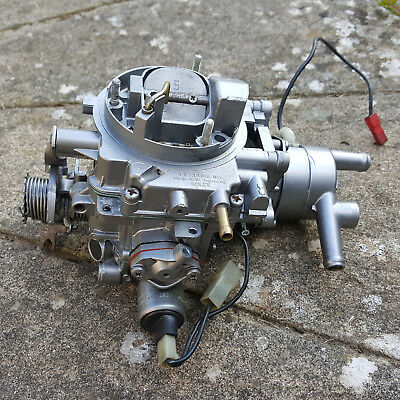 VW GOLF POLO JETTA 1043cc 1985 on RECONDITIONED CARBURETOR PIERBURG 1B 3 SOLEX