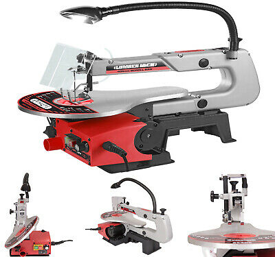Lumberjack SS405 Variable Speed Bench Top Scroll Saw
