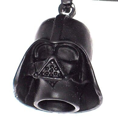 New Disney Authentic Star Wars Necklace Darth Vader✿3D Stainless Steel Helmet