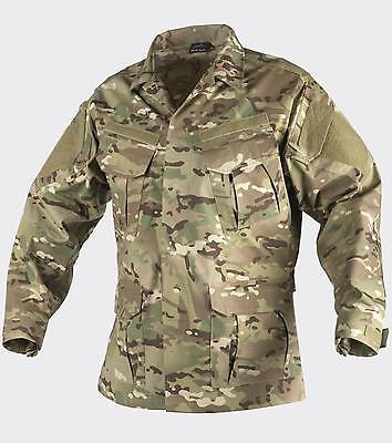 HELIKON TEX SFU NEXT Special Forces US Combat Tactical Army Jacke CAMOGROM