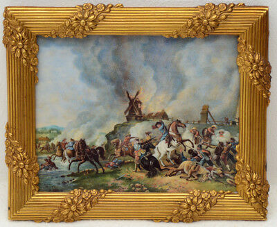An early 18th century European miniature painting II.(signed A. Kern, 1730)