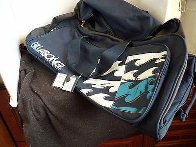 Billabong Travel Trolley Luggage Bag 84 Litres New
