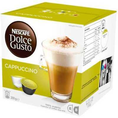 Nescaf Dolce Gusto Cappuccino 16 Pack