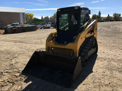 2012 John Deere 315 Skid Steer Loader