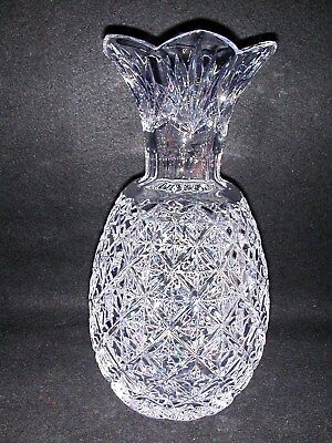 Waterford Crystal Pineapple Hospitality Glasses Set Of 4 154481 Nib