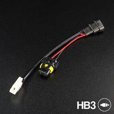 Piggy Back Adapter HB3 High Beam Adaptor