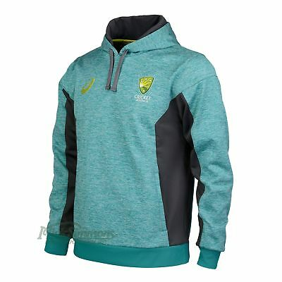 NEW Cricket Australia 2017/18 Training Hoodie by Asics