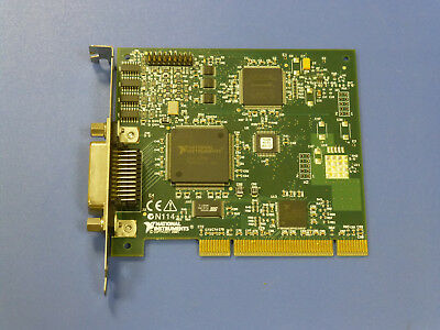 National Instruments NI PCI-GPIB+ Interface Controller / Analyzer Card