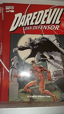 Coleccion de 12 comics de DAREDEVIL (DAN DEFENSOR)