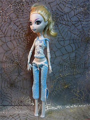 Monster High Lagoona Blue - from Dead Tired Hydration Station   FREE SHIPPING