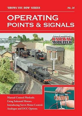 Peco - SYH24 - Show You How Booklet No.24 - Operating Points & Signals