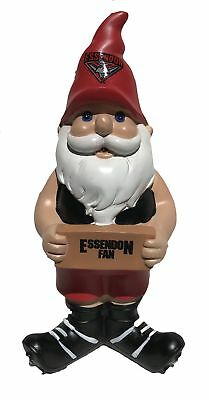 Essendon Bombers AFL Garden Christmas Gnome 2017 Edition