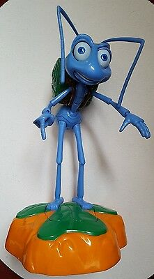 "Great Disney Pixar Thinkway Toy Flick Ant,  From A "" Bugs Live "" In Vgc . . ."