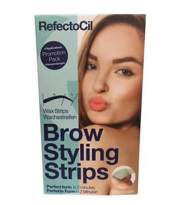 RefectoCil Brow Styling Strips - Pro Packung 8 Stück