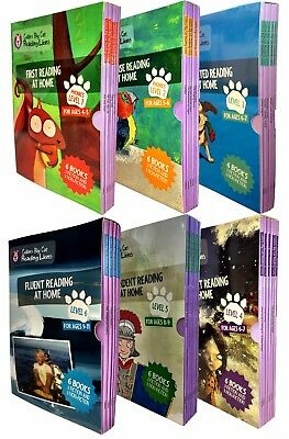 Phonics Very First Children Reading Books Collection Set - Learn to Read At Home