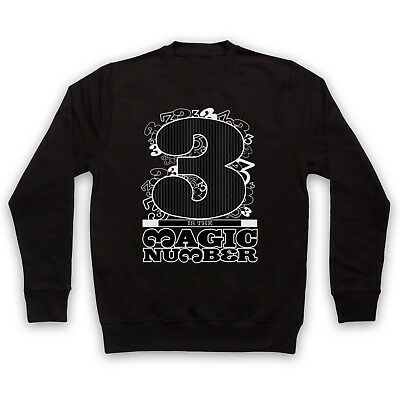 3 Is The Magic Number De La Soul Unofficial Hip Hop Adults & Kids Sweatshirt