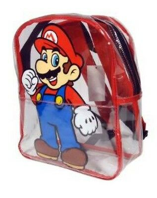 OUT OF STOCK - SUPER MARIO BROTHERS BACK PACK for A Little MARIO Fan! RARE ITEM!