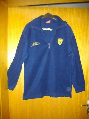 Ferrari Pullover- Dunkelblau - Michael Schumacher Collektion - Masse beachten !!