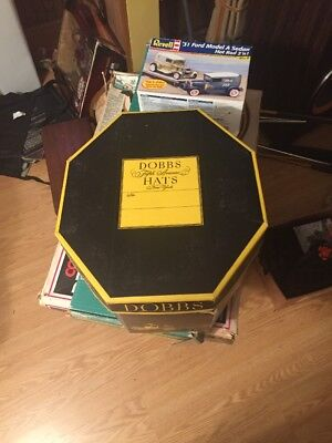 Dobbs Hat Empty Box In Good Cpndition