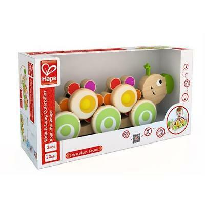 Hape E0351 Walk-A-Long Caterpillar