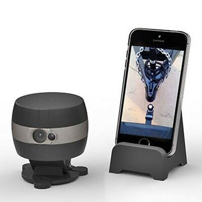 BRAND NEW!! Rampage 7710 Portable WiFi Back-Up & Monitoring Camera w/base /stand