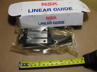 NSK LAH20ANZ-K High Load Linear Guide Bearing