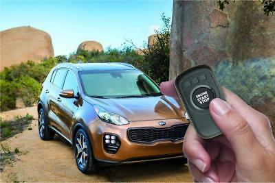 Genuine 2016-2018 Kia Sportage Remote Start - Push Button Start Model