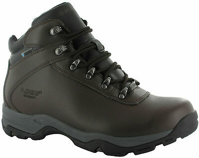 Hi-Tec Eurotrek Lite Leather Walking Hiking Waterproof Mens + Ladies MRP £79.99