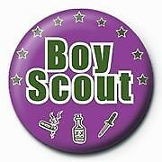 Boy Scout Badge CLEARANCE SALE