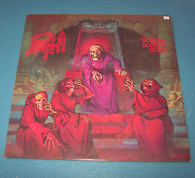 Death: Scream Bloody Gore (1987)