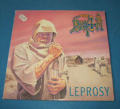Death: Leprocy (1988) Under One Flag