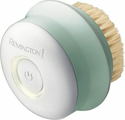 REMINGTON Wet and Dry Rotating Exfoliating Body Brush - Effective Beauty Results