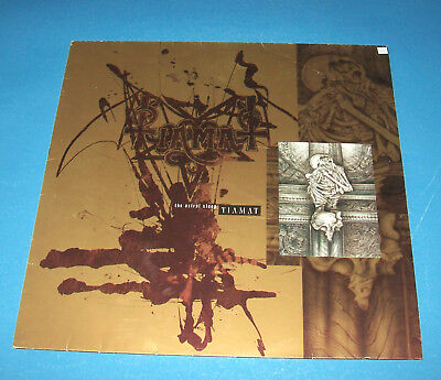 Tiamat: The Astral Sleep (1991) first press