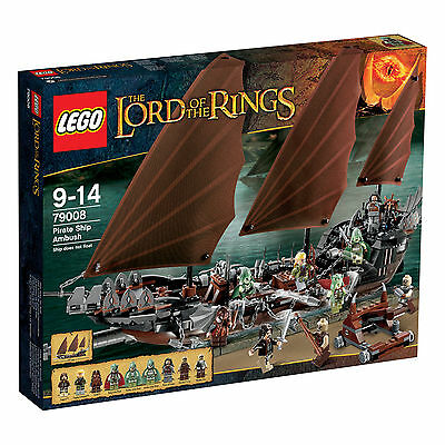 LEGO® Herr der Ringe - The Lord of the Rings 79008 Set NEU + OVP