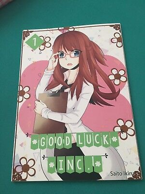 Good Luck Inc 1 Saito Ikiru Doujinshi