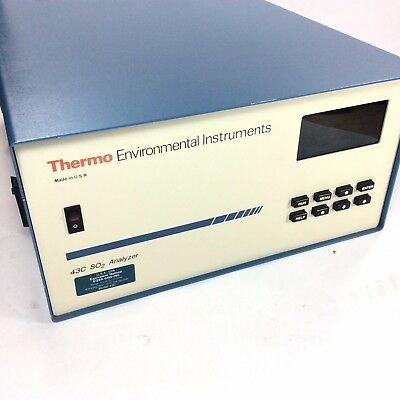 Thermo Environmental 43C - So2 Analyser - Used