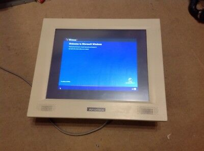 "Advantech PPC-174T 17"" Touch Panel Industrial Control Win PC Pentium 4 2.8GHz"