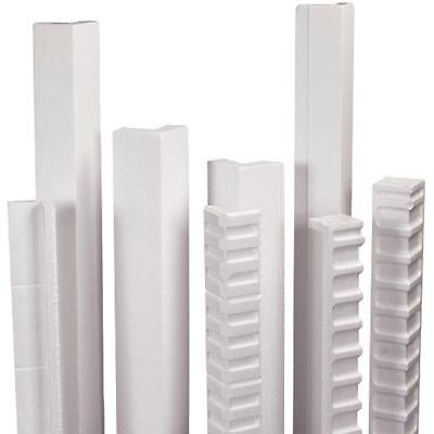 "Box Packaging Foam Edge Protector, 24"" x 3"" x 3"" 150 case pack 24""x3""x3"""