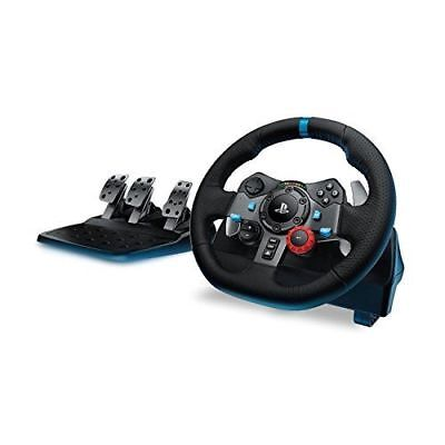 Brand New Logitech G29 Driving Force Racing Wheel For Playstation 4 & 3