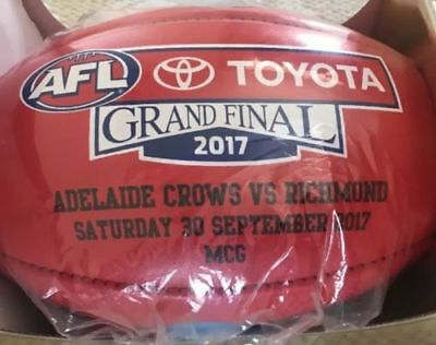 Richmond 2017 AFL Grand Final Match Sherrin Premiership Football Martin Cotchin
