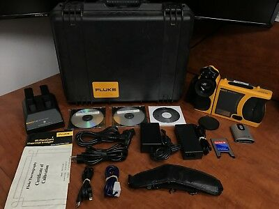 Fluke Ti55FT FlexCam Thermal Imager with IR-Fusion (TI55FT-20)