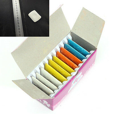 2-10pcs Assorted Tailor's Fabric Chalk Dressmaker Pattern Marking Sewing Current