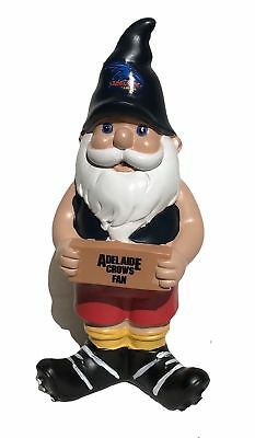 Adelaide Crows AFL Garden Christmas Gnome 2017 Edition