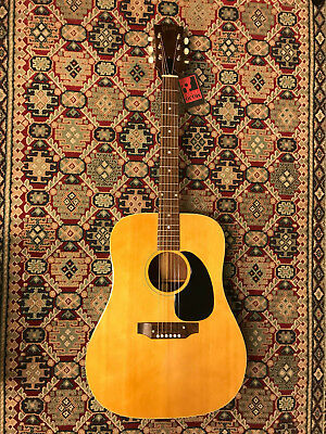 1967 Gibson J50 Adj Roundshoulder Dreadnought Acoustic Guitar