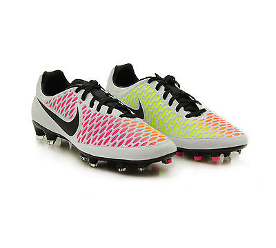 MENS NIKE MAGISTA ORDEN FG SOCCER FOOTBALL LACROSSE CLEATS Boots Shoes 10 EUR 44