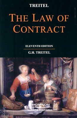 Treitel on the Law of Contract By G.H. Treitel