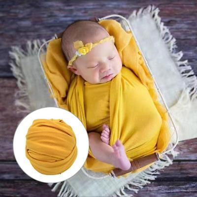 Newborn Girl Boy Baby Wrap PropsPhoto Photography  Stretch Wrapp Props Outfits